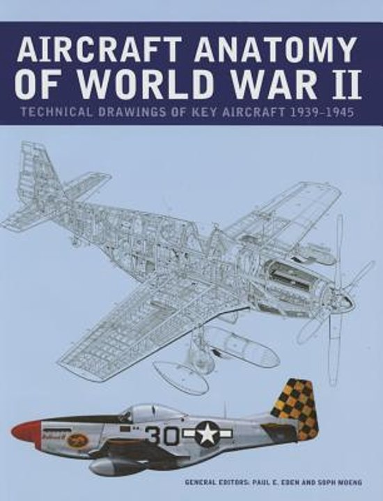 bol.com | Aircraft Anatomy of World War II | 9780785833673 | Boeken