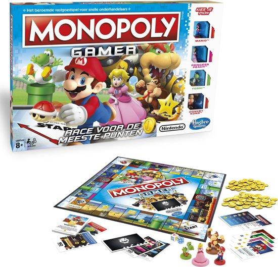 Monopoly Gamer - Bordspel