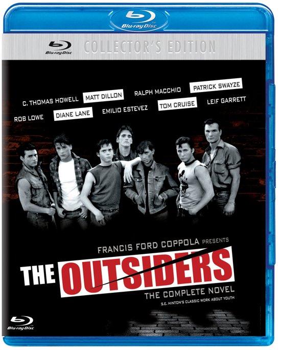 Cover van de film 'The Outsiders'