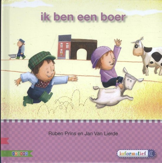 Veilig leren lezen - ik ben een boer - Ruben Prins  