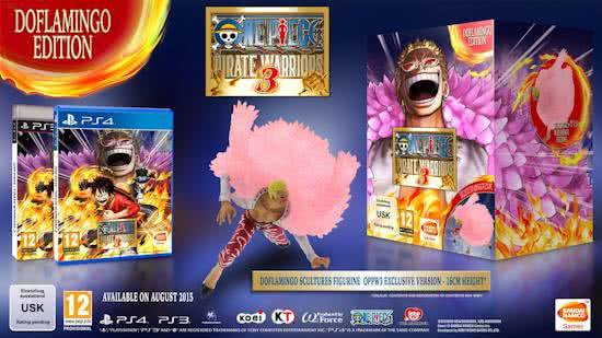 One Piece, Pirate Warriors 3 (Collector's Edition)  PS3