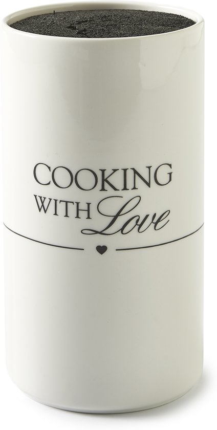 Riviera Maison Houder.Bol Com Riviera Maison Cooking With Love Knife Holder