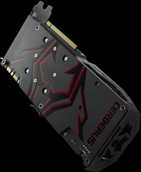 Asus Cerberus GTX 1070 Ti A8G