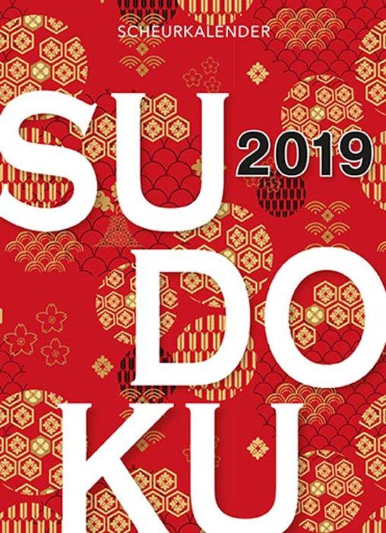 Sudoku Scheurkalender
