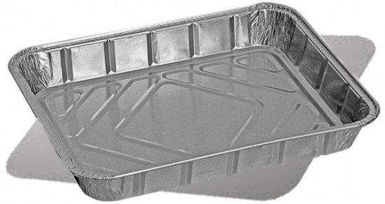 Aluminium wegwerp bak 3,5L - 30Stk.