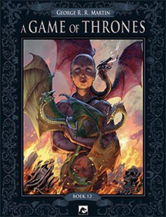 A game of thrones Boek 12