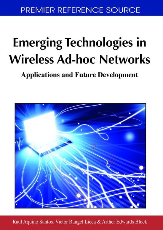 Emerging Technologies in Wireless Ad-hoc Networks