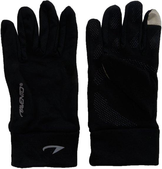 Avento - Sporthandschoenen - Met Touchscreen Tip - L/XL - Zwart