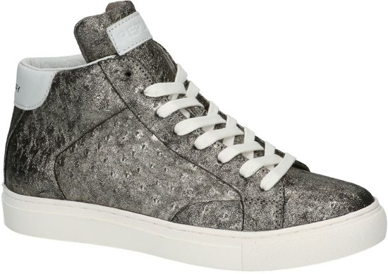 ee78f804aca bol.com | Replay - Rz 600004 S-Hall - Hoge sneakers - Dames - Maat ...