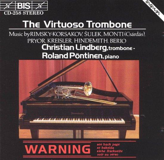 Virtuoso Trombone Music