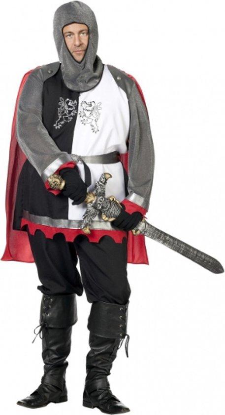 Grote maat ridder kostuum voor heren 64 (6xl)