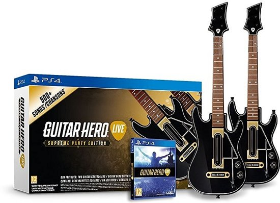 Guitar Hero Live - Supreme Party Edition PlayStation 4