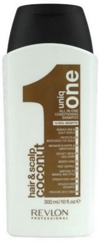 MULTI BUNDEL 3 stuks Revlon Uniq One Conditioning Shampoo Coconut 300ml