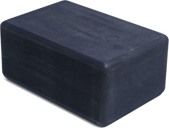 Manduka UpHold Yoga Blok - Schuim Recycled - Midnight