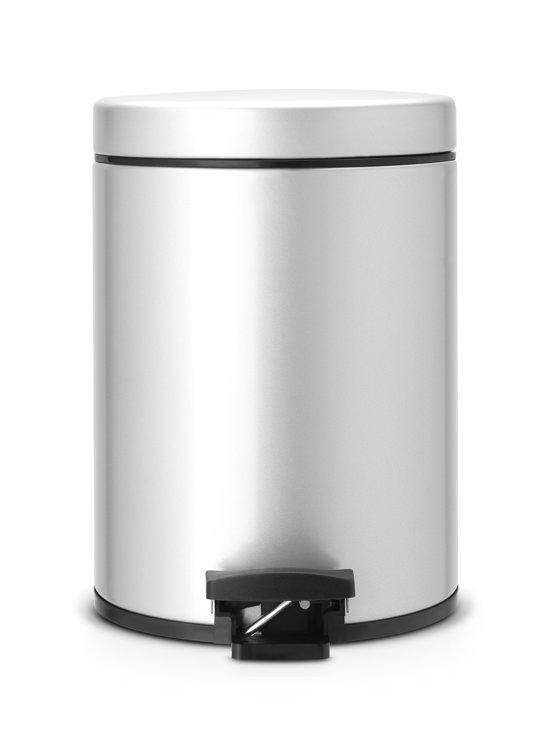 Brabantia 20 Liter Pedaalemmer.Pedaalemmer Brabantia 20 Liter Top 5 Modellen Plezier In De Keuken