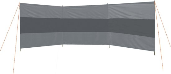 Camp-gear Windscherm - 3-vaks - 5x1,4 Meter