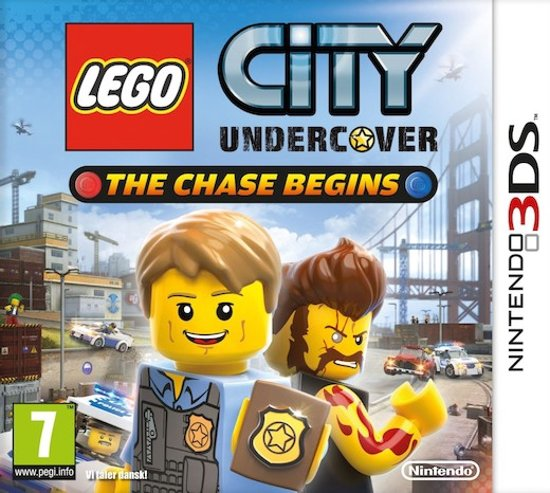 LEGO City: Undercover - The Chase Begins (ORGINAL VERSION) /3DS kopen