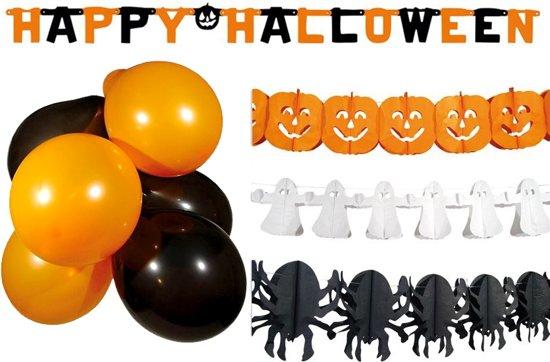 Halloween decoratie kit - Feestdecoratievoorwerp Valentinaa