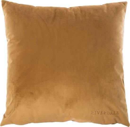 Riverdale Chelsea - Kussen - 45x45cm - goud