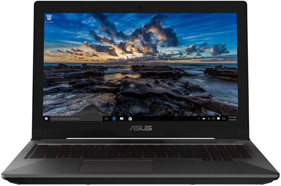 Asus FX503VD-DM103T - Gaming Laptop - 15.6 Inch