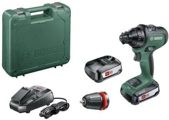 Genoeg bol.com | Bosch AdvancedDrill 18 accu schroefboormachine 18V + 2 IR93