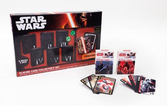 Thumbnail van een extra afbeelding van het spel Star Wars Episode 8: The last Jedi Heroes & Villains + Collector Card Set