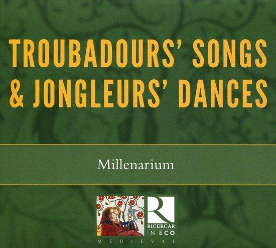 Troubadours' Songs & Jongleurs' Dan