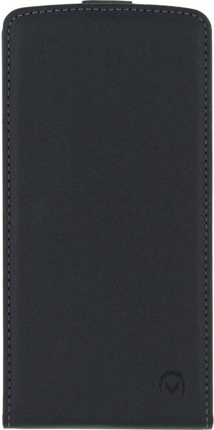 Mobilize Classic Gelly Flip Case Huawei P20 Pro Black
