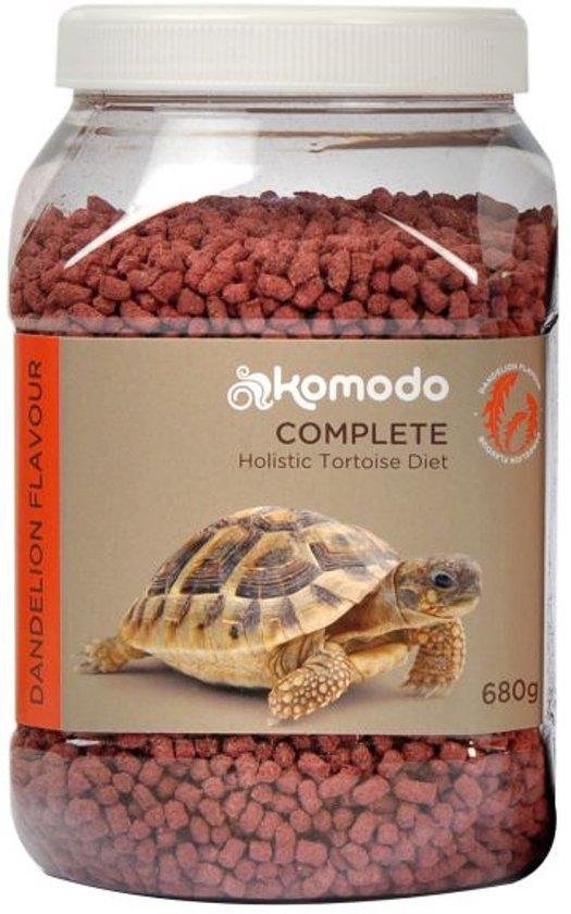 Komodo Schildpadvoer - Paardebloem - 680 gr
