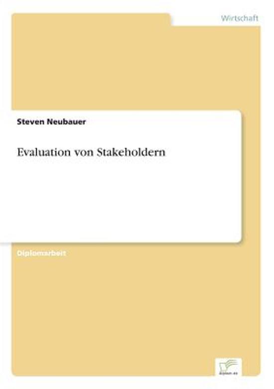 Evaluation Von Stakeholdern