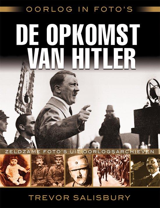 Oorlog in foto's - De opkomst van Hitler