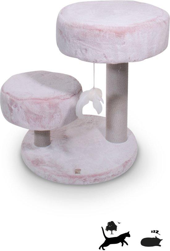 Petrebels Krabpaal Kings & Queens - Kate 80 - ICE PINK - 80cm - 17,10 kg