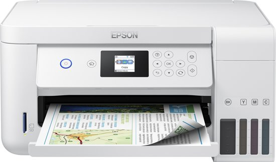 Epson EcoTank ET-2756 - All-in-One Printer