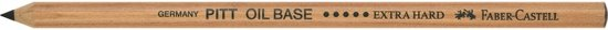 potlood Faber-Castell Pitt Oil Base zwart extra hard