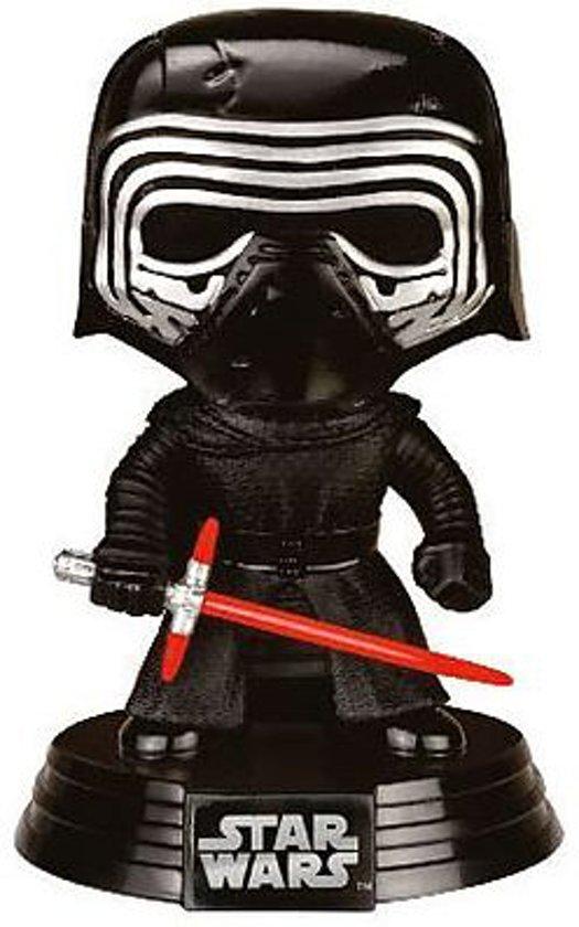 Funko: Pop Star Wars: The Force Awakens - Kylo Ren Helmet (ltd edition) kopen