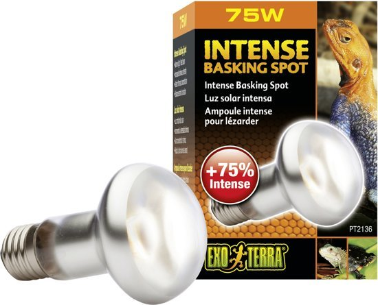 Exo Terra - Warmtespot Basking Spot Lamp - 75W