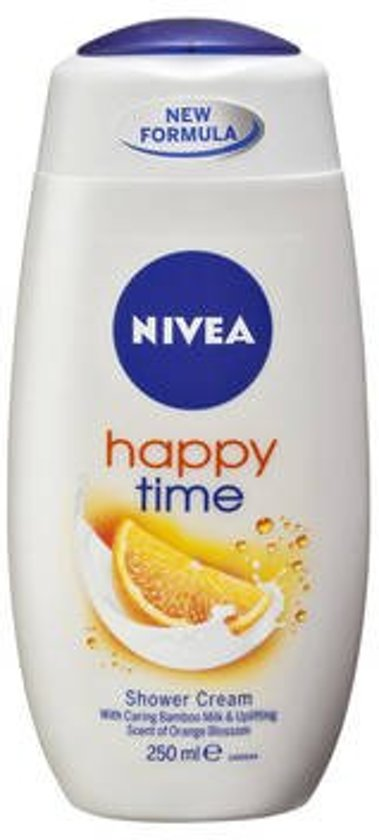 Nivea Happy Time Douchecrème