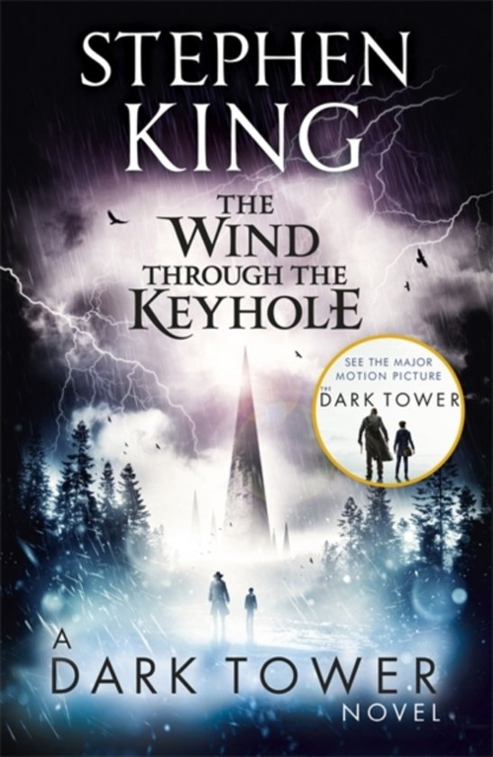 The Dark Tower - The Wind Through The Keyhole - Stephen King