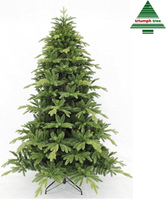 Triumph tree kunstkerstboom sorrento pine maat in cm: 155 x 107 groen