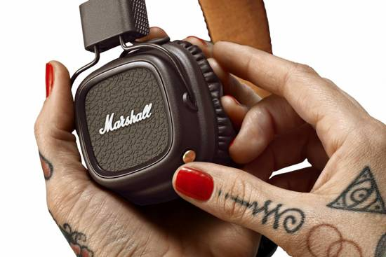 Marshall Major II Bluetooth On-Ear Koptelefoon