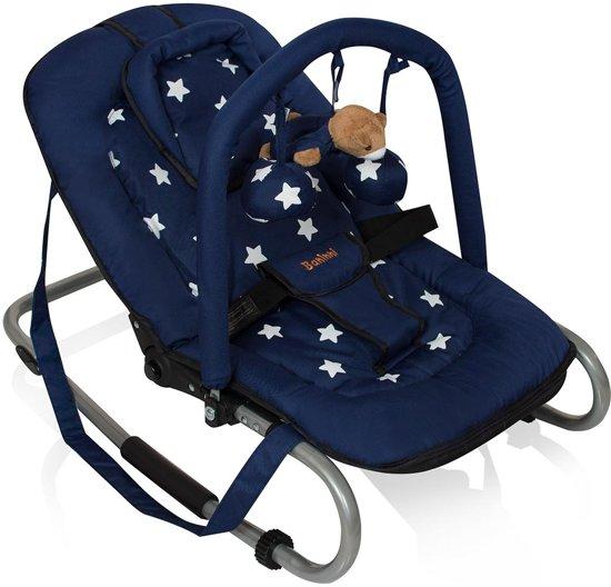 Wipstoel Baninni Blue Star (incl. speelboog)