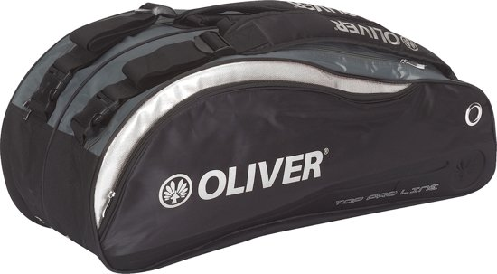 Oliver - Top Pro Thermobag - Rackettas - Zwart/wit