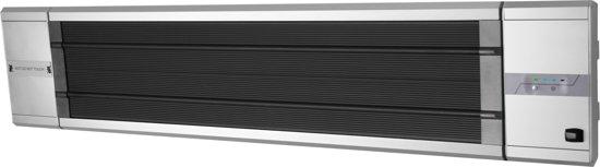 Firefly 1,8 kW Black Heat Terrasverwarmer Elektrisch Hangend met Afstandsbediening