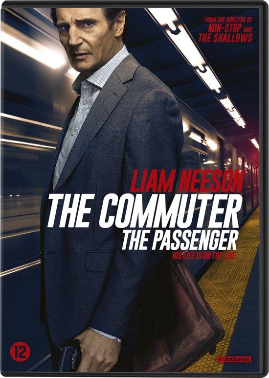 Bolcom The Commuter Dvd Liam Neeson Dvds