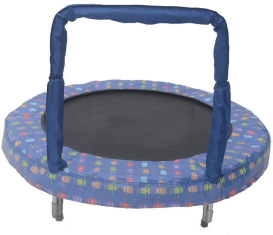 mini kinder trampoline robot. Black Bedroom Furniture Sets. Home Design Ideas
