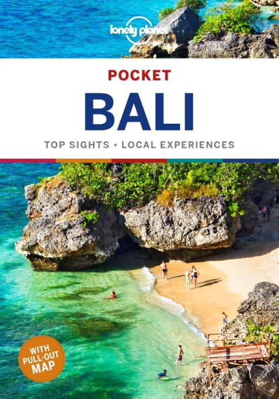 Boekomslag voor Lonely Planet Pocket Bali