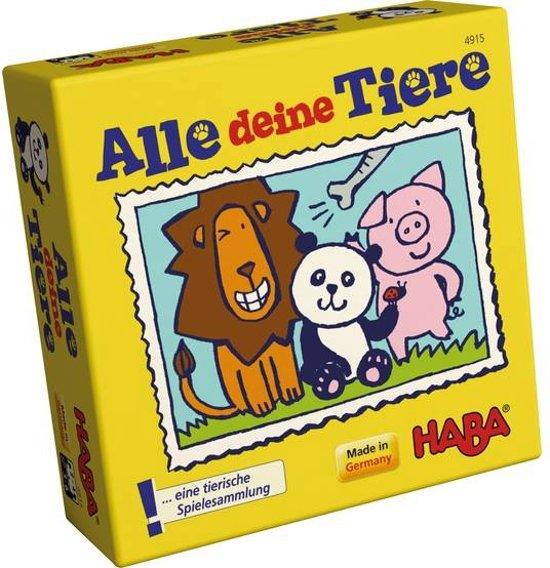 Afbeelding van het spel Supermini Spel - Waf, blub, knor… (Nederlands) = Duits 4915 - Frans 5477