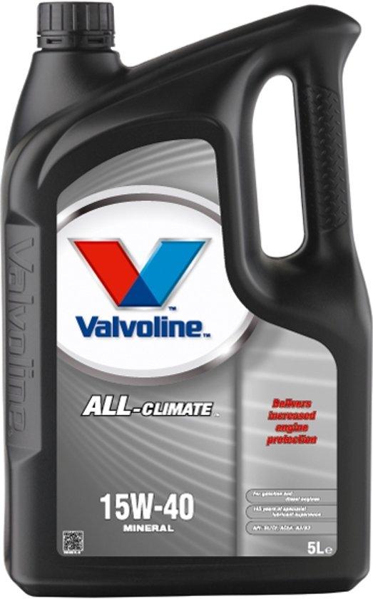 Fantastisk! Fantastisk mad bol.com | Valvoline Motorolie Auto 15W-40 5 liter WM07