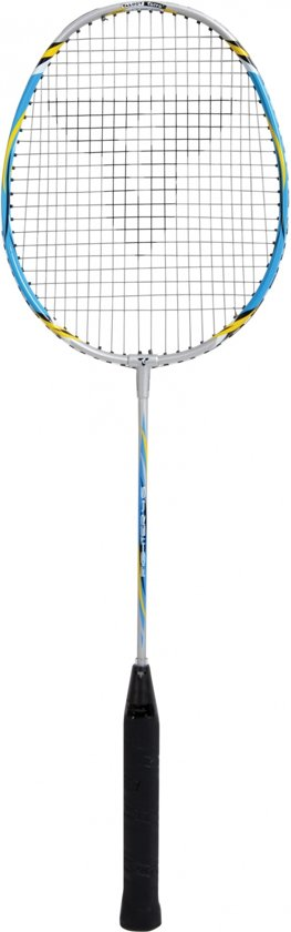 Talbot Torro Badmintonracket Fighter 4.6 Zilver/blauw