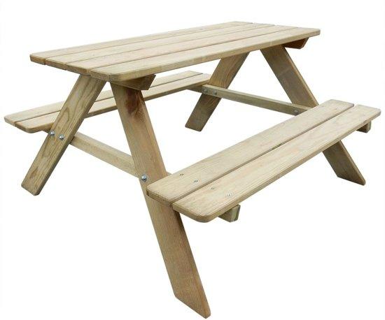 Kinder Picknick Tafel : Bol vidaxl picknicktafel voor kinderen grenenhout